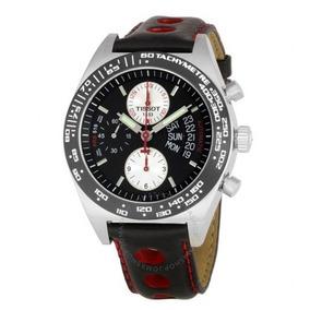 Relógio Tissot Preto/vermelho Prs 516 Automático Valjoux