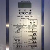 Ótima Balança Ison Kikos Até 150 Kg.(marca 1,8 Kg A Mais)