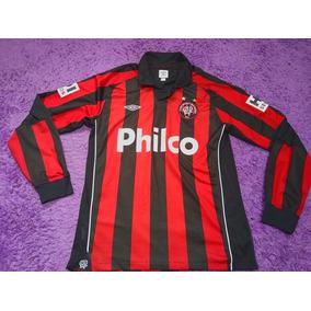 Camisa Atlético Paranaense 2010 Manga Longa  10 97a30e29faa77