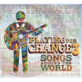 Playing For Change 3 Songs Around The World - Cd + Dvd Blues