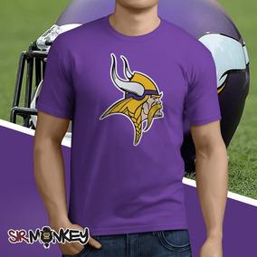 566042f476 Minnesota Vikings Nfl - Camisetas e Blusas no Mercado Livre Brasil