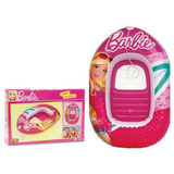 Bote Inflável Barbie - Fun