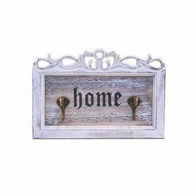 Porta Llaves Llavero Home Deco Colgar Ideal Regalo Madera