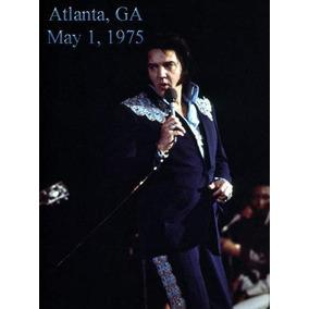 Elvis Presley Raro Terno Naveblue 1975