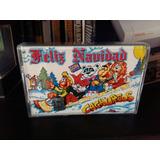 Cassette Cachureos Feliz Navidad