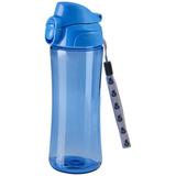 Garrafa Squeeze Color Plástico Para Água Academia 550ml