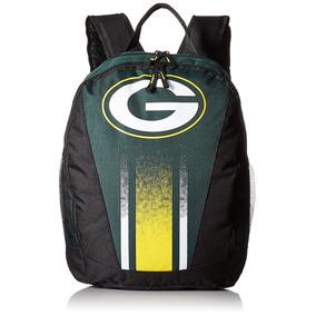 Mochila Nfl Packers Green Bay Empacadores +envio Gratis bf8d60302e7
