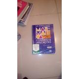 Livro Matematica Contexto E Aplicaçoes Volume 1 Ensino Medio