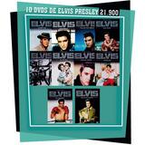 Colección Elvis Presley (10 Discos Dvd)