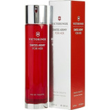 Perfume Importado Mujer Swiss Army 100 Ml Edt Victorinox