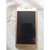 Celular Moto E4 Color Dorado Aperlado Solo Se Uso 6 Meses