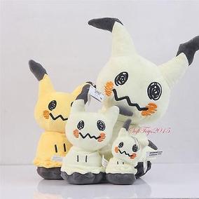 4pcs Pokemon Centro Sol Y Luna Mimikyu Familia Llavero -9997