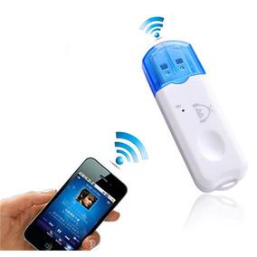 Transmissor Receptor Bluetooth Usb Adaptador Musica Carro