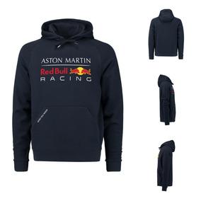 Sudadera Red Bull Racing F1 Linea 2018 Verstappen Ricciardo