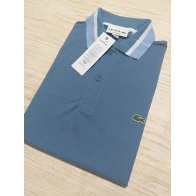 7a742334e67d0 Camisetas Polo Com Bolso Lacoste Tamanho G - Camisetas Manga Curta ...