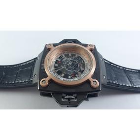 Relógio Automático Hublot Antikythera Queimão Estoque Barato