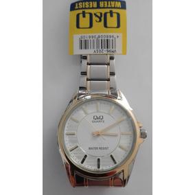 0dd6b70daed6 Relojde Bronce Marca Qq Quartz - Reloj de Pulsera en Mercado Libre ...