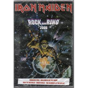 Dvd Iron Maiden Rock Am Ring 2005 Original Frete 12,00