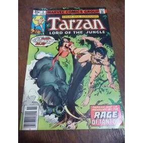 Tarzan Nro. 6 Noviembre 1977 - Rage Of Tantor