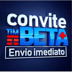 Convite Migração Tim Beta Até 35gb + Lab Automatico
