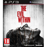 The Evil Within + Season Pass Ps3