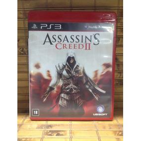 Jogo Ps3 - Assassins Creed 2 - Frete Barato
