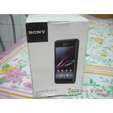 Smartphone Sony Xperia E1 Dual Preto - Pronta Entrega
