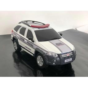 Miniatura Palio Adventure Sistema Prisional, Polícia Mil