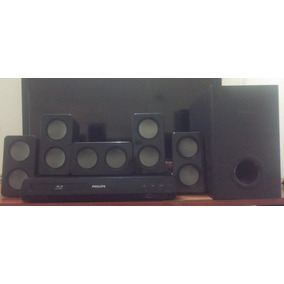 Blu Ray Home Theater 5.1 Phillips