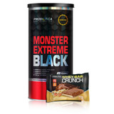 Monster Extreme Black 44 Packs + Whey Bar Crunch Monster