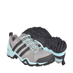 new products ed0a7 09fe1 Tenis Todo Terreno Para Mujer adidas By8770 Gris Azul