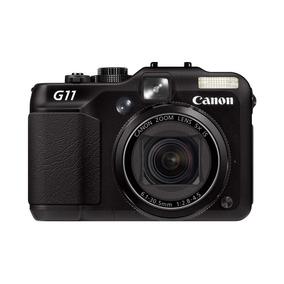 Camara Canon Powershot G11 Gran Angular 28mm 10mp. Raw