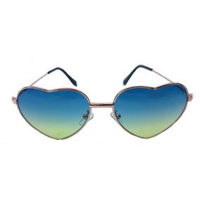 292ac35e59c99 Óculos Sol Coração Infantil Menina Crianças Uv400