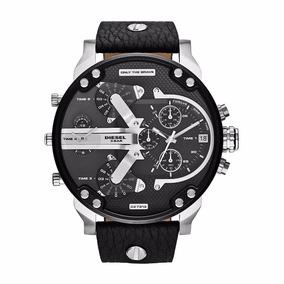 Reloj Diesel Dz7313 Mr Daddy 2.0 Stainless Steel Para Hombre