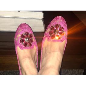 Zapatos De Cristal Swarovski en Mercado Libre México 1ace200b16b8
