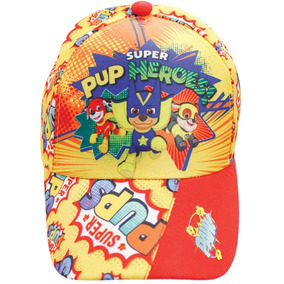 Gorra Original Y Oficial Paw Patrol Nickelodeon Spin Master