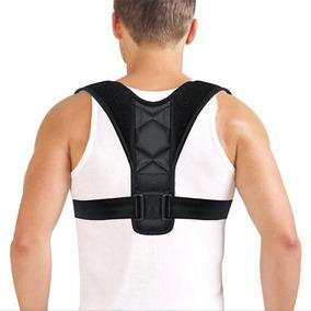 Corrector Postura Ajustable Soporte Espalda Hombro Clavícula