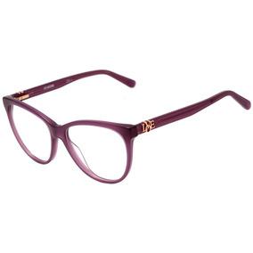 c5cfc2e59886d Love Moschino Mol521 - Óculos De Grau 0t7 16 Roxo Translúcid