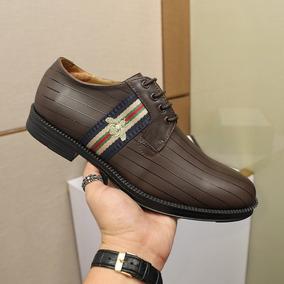 Zapatos Gucci Hombre Originales - Ropa y Accesorios en Mercado Libre ... c78cdcbac6b