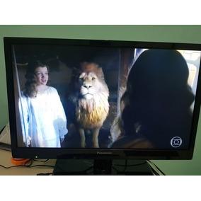 Tv Monitor Lcd Panasonic 19 Tc-19d300b Leia !!!!!
