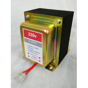 Conversor De Voltagem 110v 220v Máquina Solda 250 A