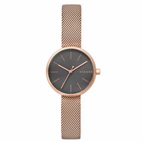 d14f34fc4a8a5 Relógio Skagen Feminino - Relógios De Pulso no Mercado Livre Brasil