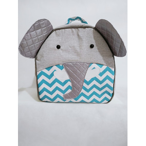 Mochila Bolsa Infantil Premium Babyzoo - Elefantinho