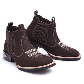 Botas Masculinas Country - Sapatos para Masculino no Mercado Livre ... 5d0f164c870