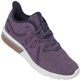 Tênis Nike Air Max Sequent 3 Feminino - Original a655ae1239ac5