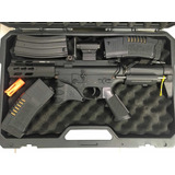 Arma Airsoft Krytac Trident Pdw Completa C/ Red Dot
