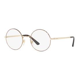 dafe314e571ff Óculos Armação De Grau Vogue Vo3889 Dourado - Óculos no Mercado ...