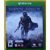 Shadow Of Mordor Xbox One Play Magic