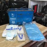 Caixa De Munição Com Kit Primeiros Socorros Hospital Policia