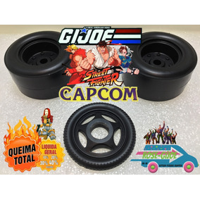 Gi Joe 1993 Raríssimo Veículo Estrela Capcom Jamais Montado